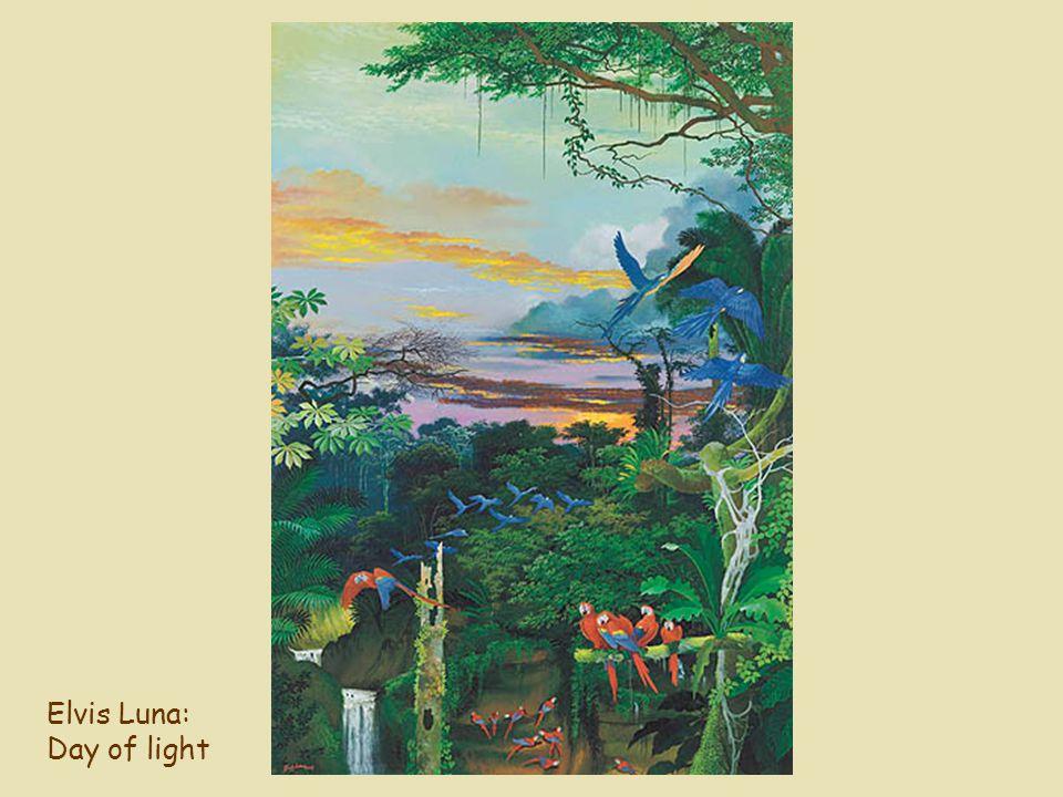 Elvis Luna: Day of light