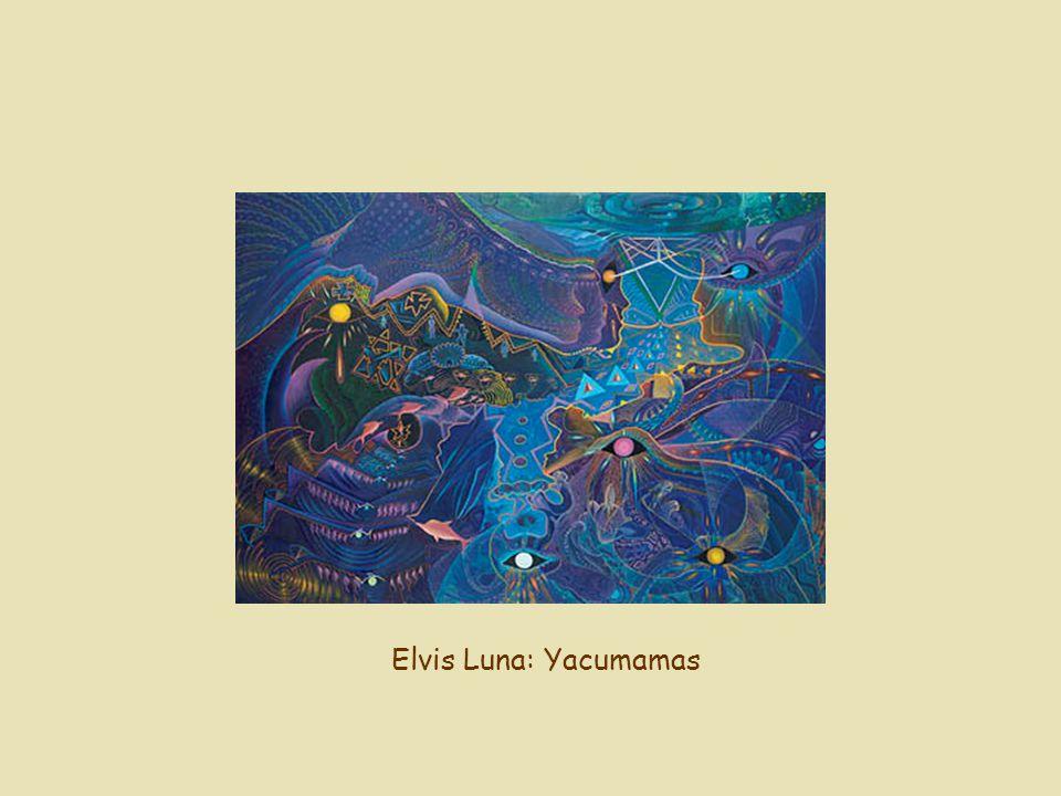 Elvis Luna: Yacumamas
