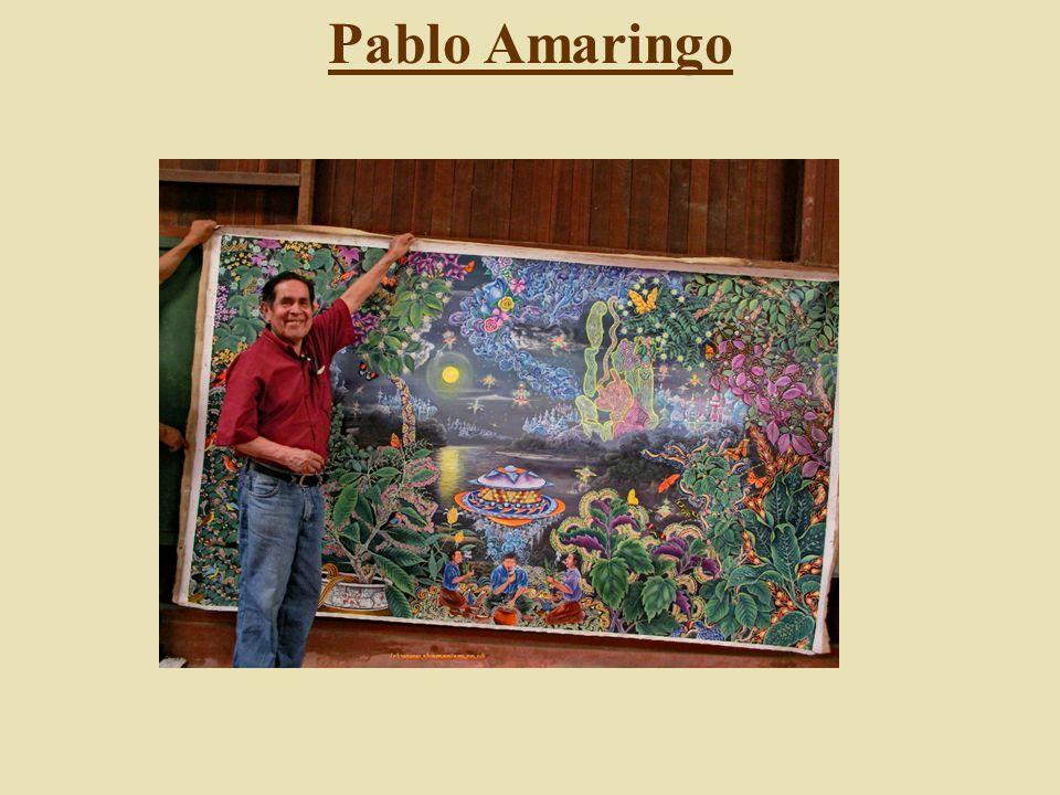 Pablo Amaringo