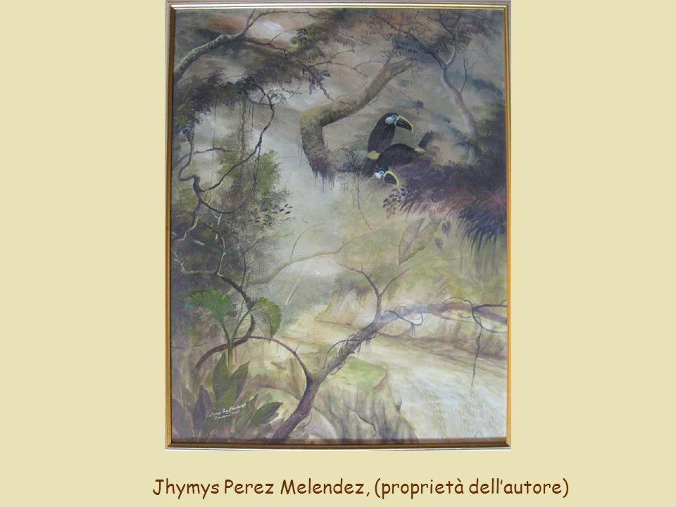 Jhymys Perez Melendez, (proprietà dell'autore)