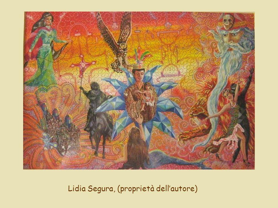 Lidia Segura, (proprietà dell'autore)