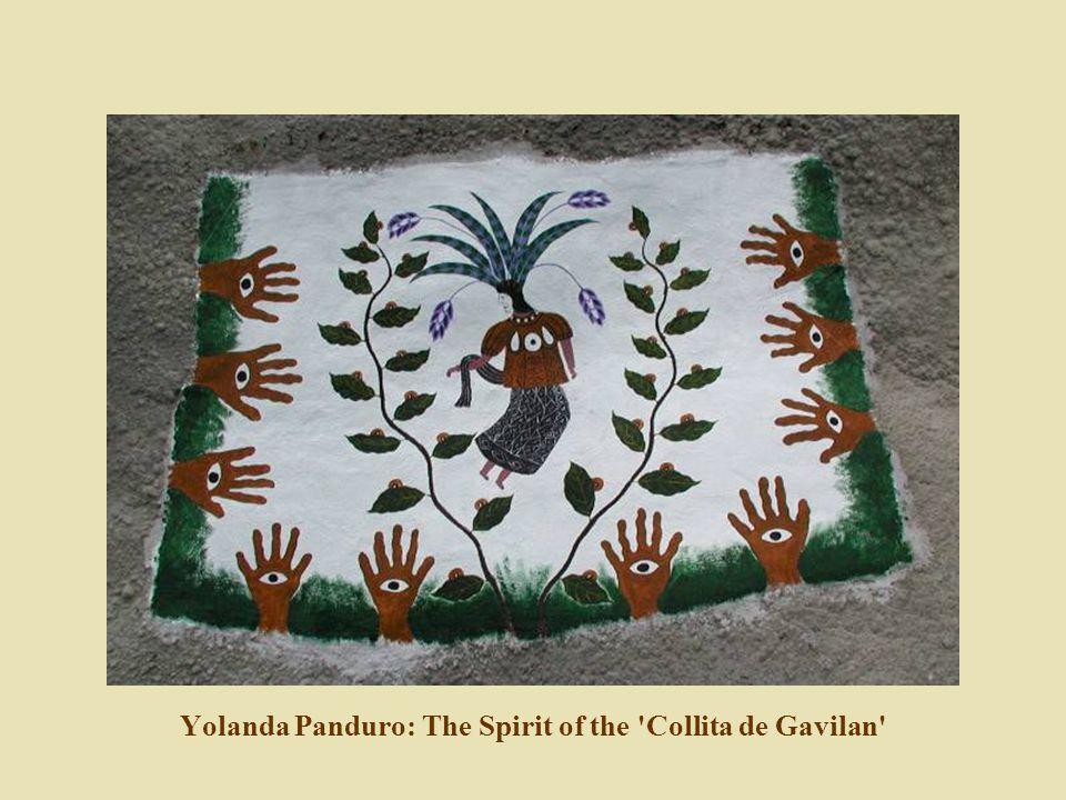 Yolanda Panduro: The Spirit of the 'Collita de Gavilan'