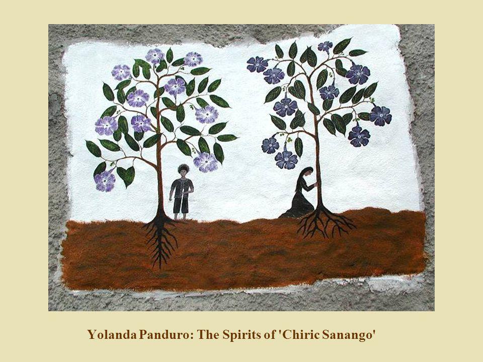 Yolanda Panduro: The Spirits of 'Chiric Sanango'
