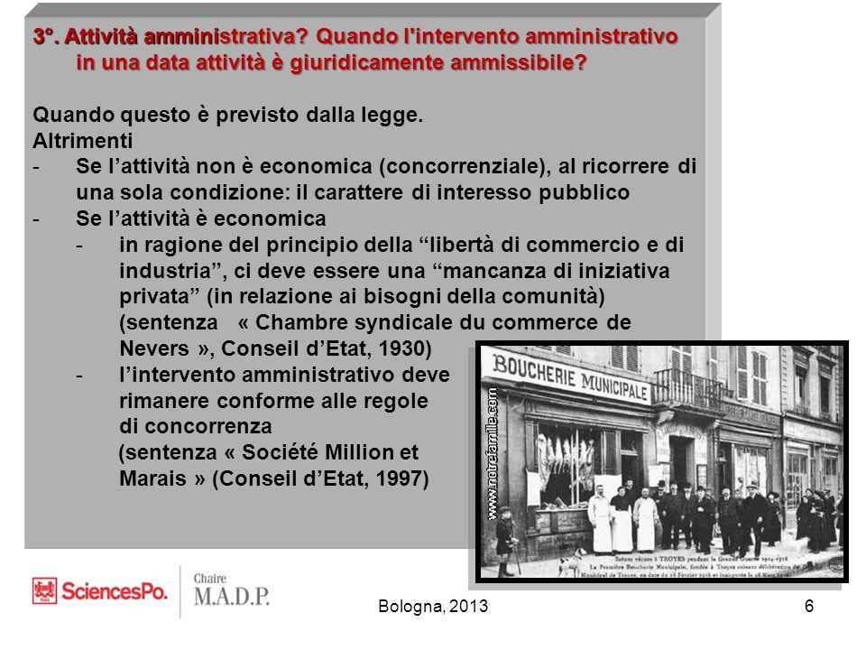 Bologna, 201317 -la pubblicità degli atti amministrativi è una questione molto importante soprattutto perché la pubblicità determina il limite di tempo per i ricorsi contenziosi contro gli atti.