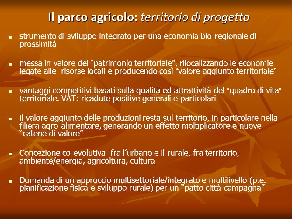 Bioregione Toscana Costa e Area Vasta