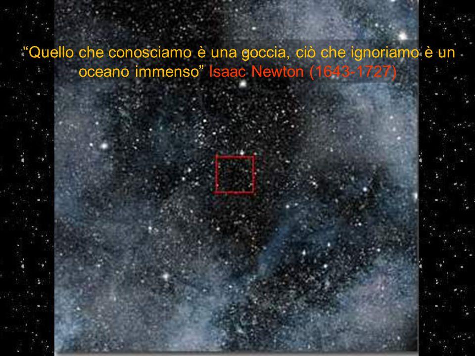 """""""Quello che conosciamo è una goccia, ciò che ignoriamo è un oceano immenso"""" Isaac Newton (1643-1727)"""