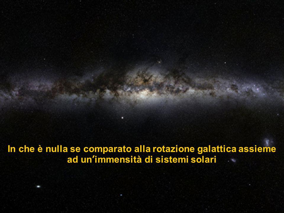 ...sono ~810.000km/h Sistema Solar