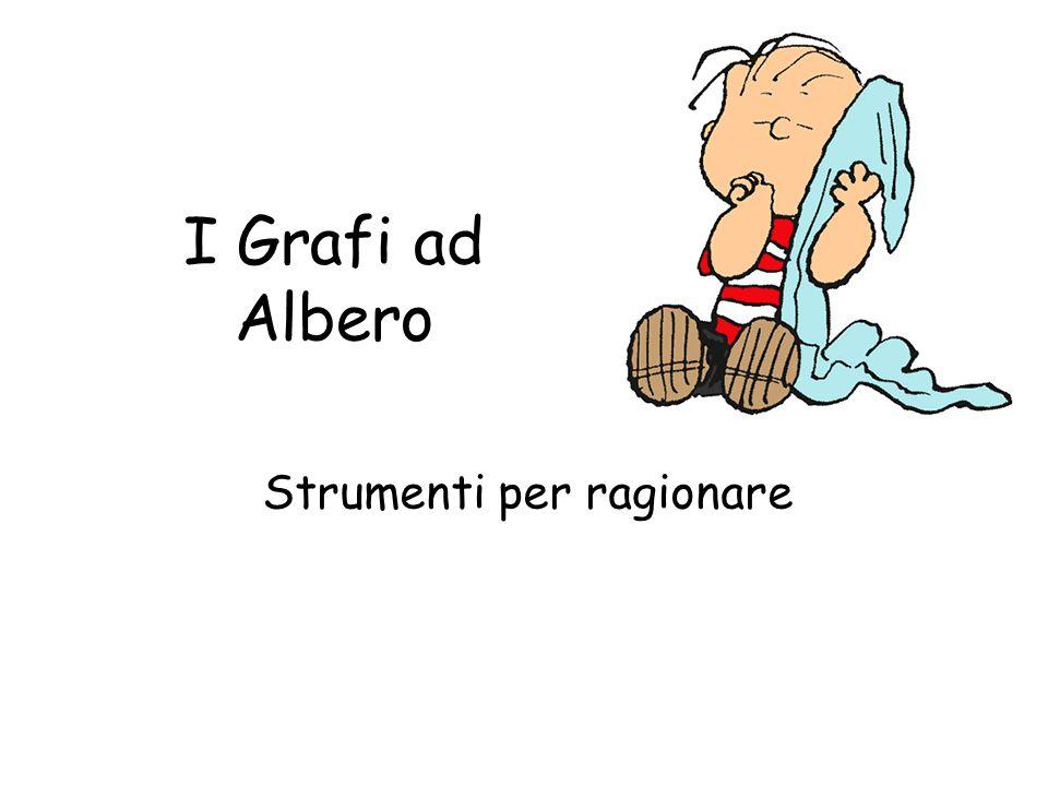 I Grafi ad Albero Strumenti per ragionare