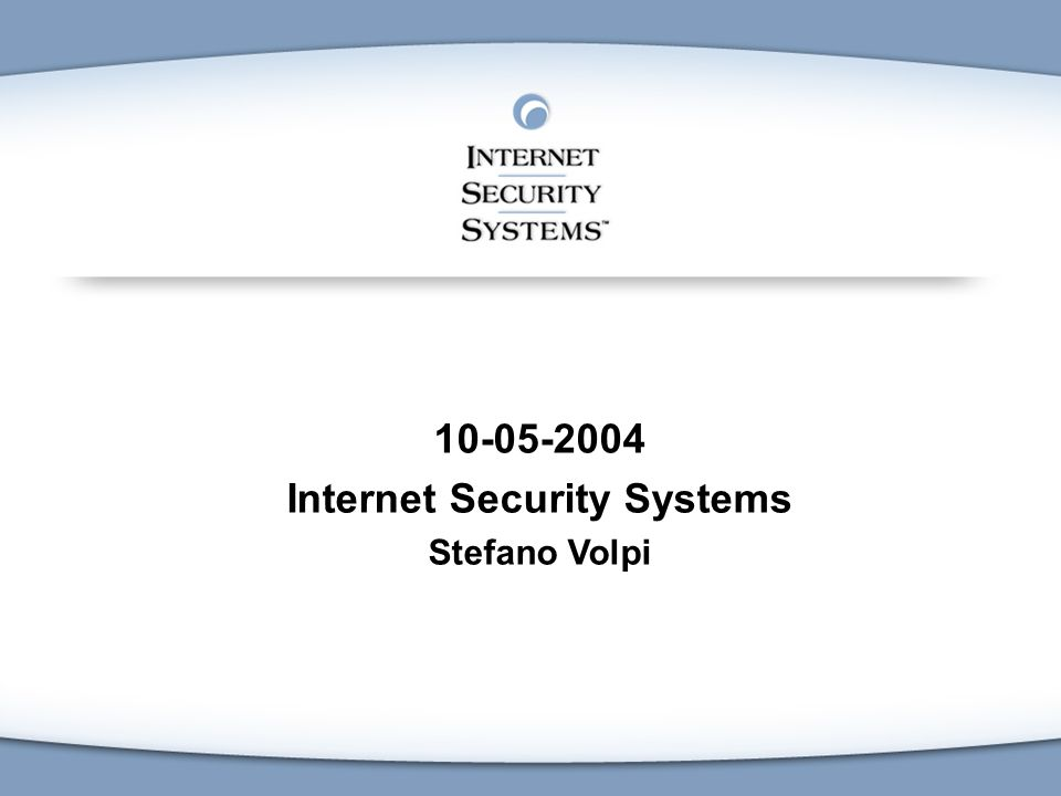 Internet Security Systems – copyright 2003 Desktop Perimeter/Network Security Approach Payload Header TCP/IP Packet Open Open Analyze Analyze Block/allow Block/allow Re-assemble Re-assemble Log Log PerimeterFirewall Manage Manage Open Open Analyze Analyze Block/allow Block/allow Re-assemble Re-assemble Log Log GatewayAnti-Viral Manage Manage Open Open Analyze Analyze Block/allow Block/allow Re-assemble Re-assemble Log Log IDS/IPS Manage Manage Open Open Analyze Analyze Block/allow Block/allow Re-assemble Re-assemble Log Log Content Filter Manage Manage Open Open Analyze Analyze Block/allow Block/allow Re-assemble Re-assemble Log Log Anti-Spam Manage Manage Open Open Analyze Analyze Block/allow Block/allow Re-assemble Re-assemble Log Log DesktopAnti-Viral Manage Manage Open Open Analyze Analyze Block/allow Block/allow Re-assemble Re-assemble Log Log DesktopFirewall Manage Manage Server IDS/IPS Manage Manage Server Open Open Analyze Analyze Block/allow Block/allow Re-assemble Re-assemble Log Log