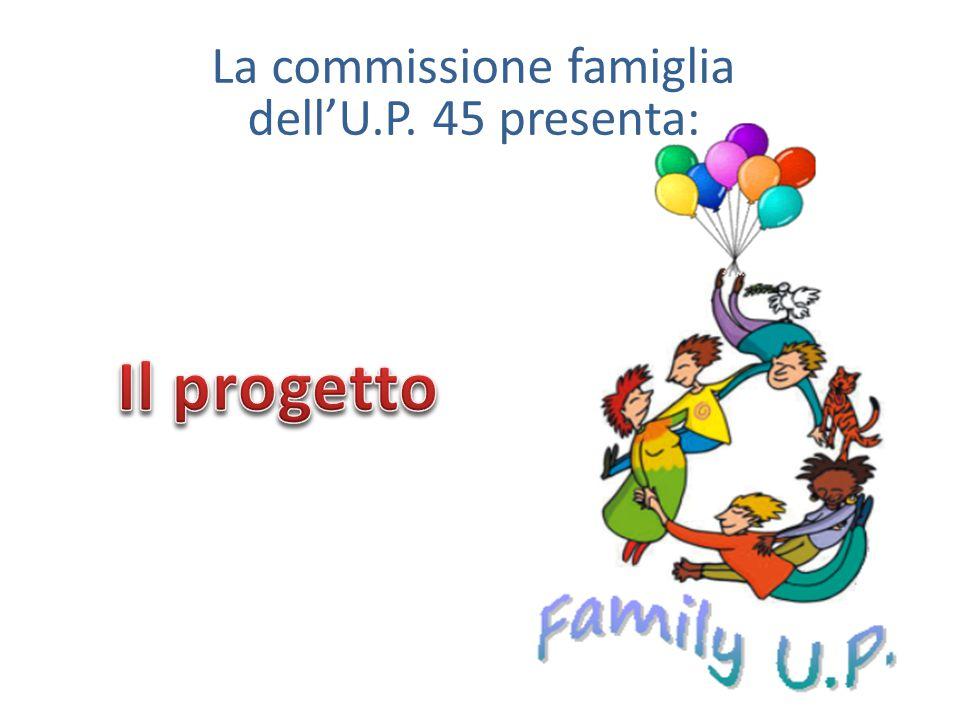 La commissione famiglia dell'U.P. 45 presenta: