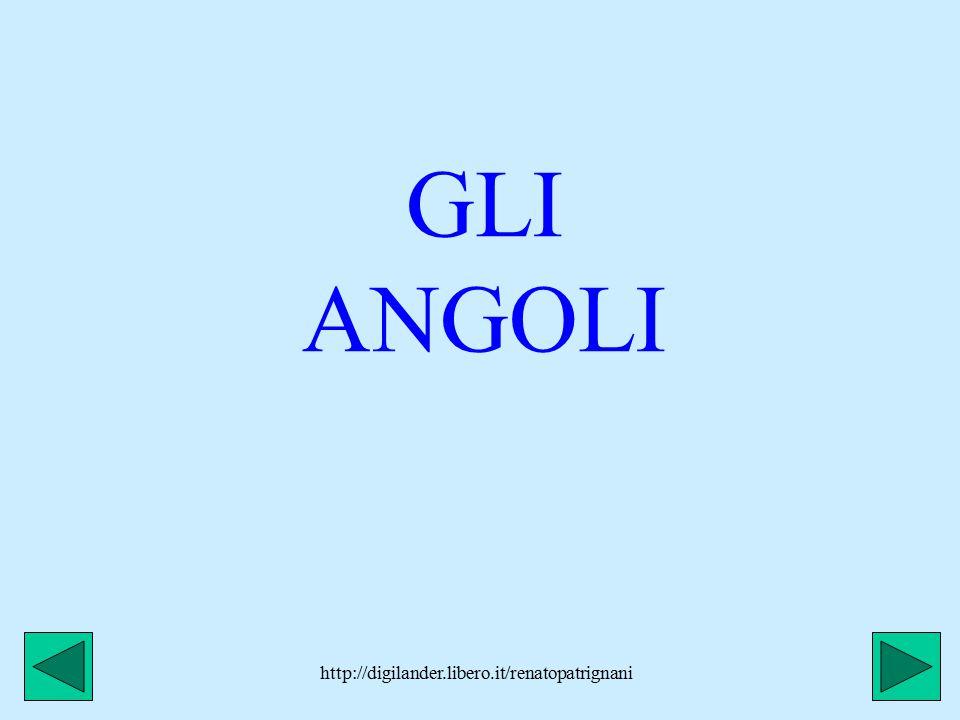 http://digilander.libero.it/renatopatrignani GLI ANGOLI