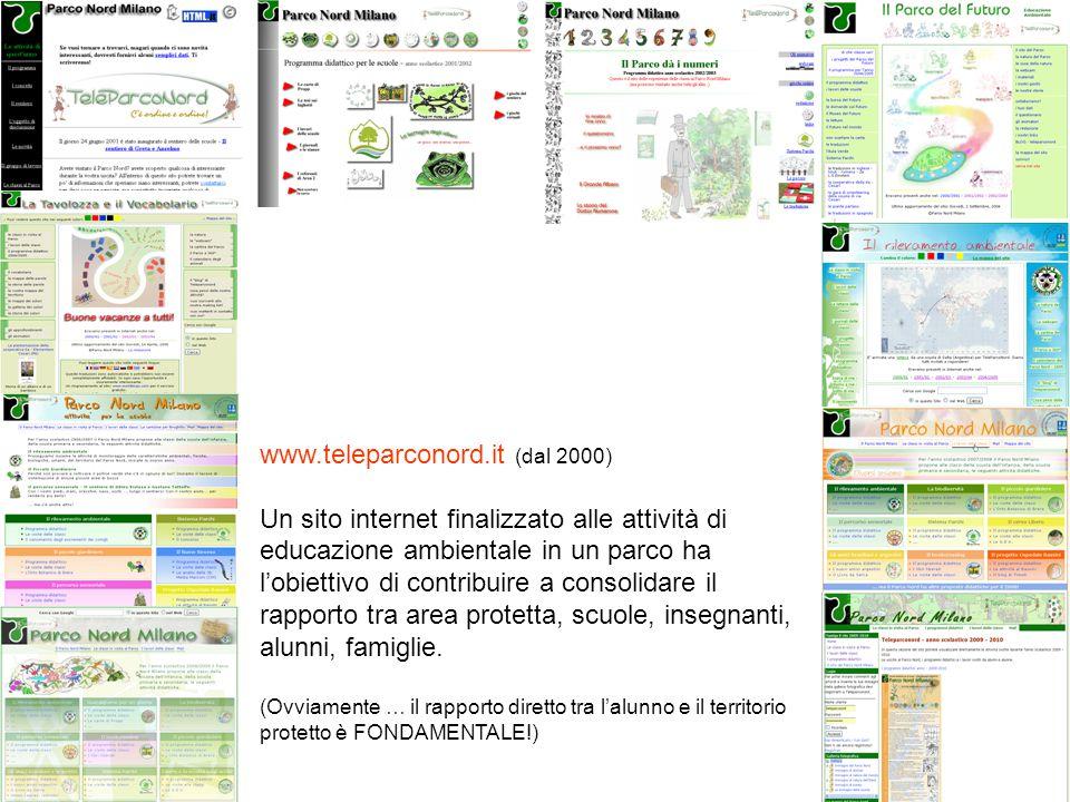 Il sito internet può essere anche uno strumento per valutare il lavoro svolto.