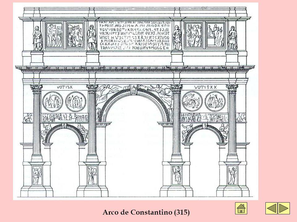 Arco de Constantino (315)