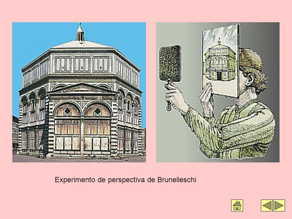 A cúpula de Sta. Mª dei Fiori (Brunelleschi, 1420-1436)