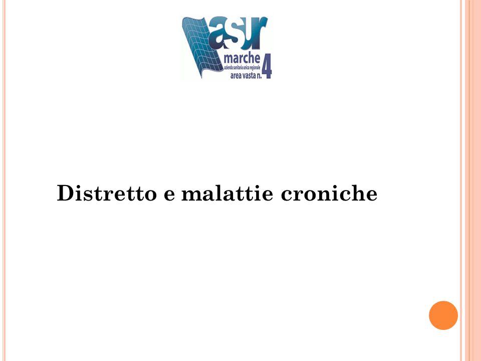 Distretto e malattie croniche