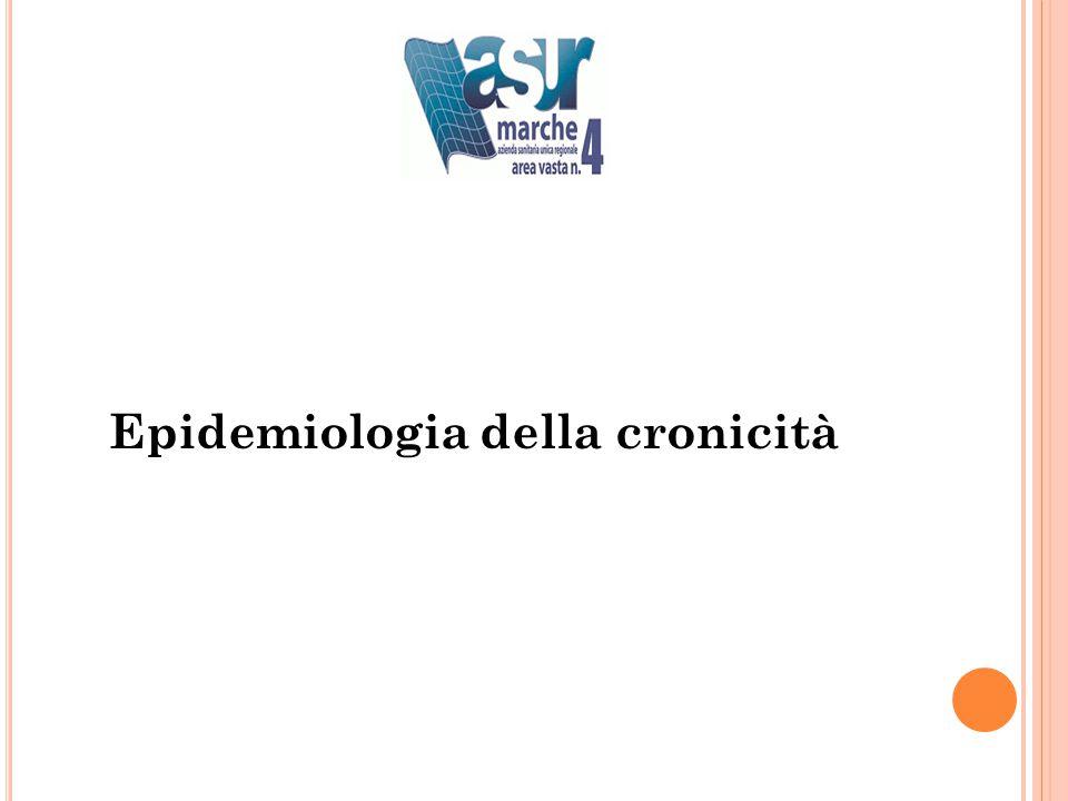 Epidemiologia della cronicità