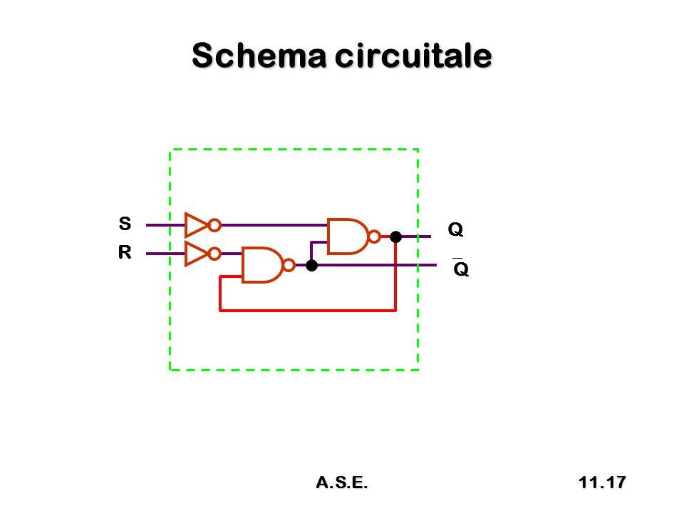 Schema circuitale R S Q QQ 11.17A.S.E.