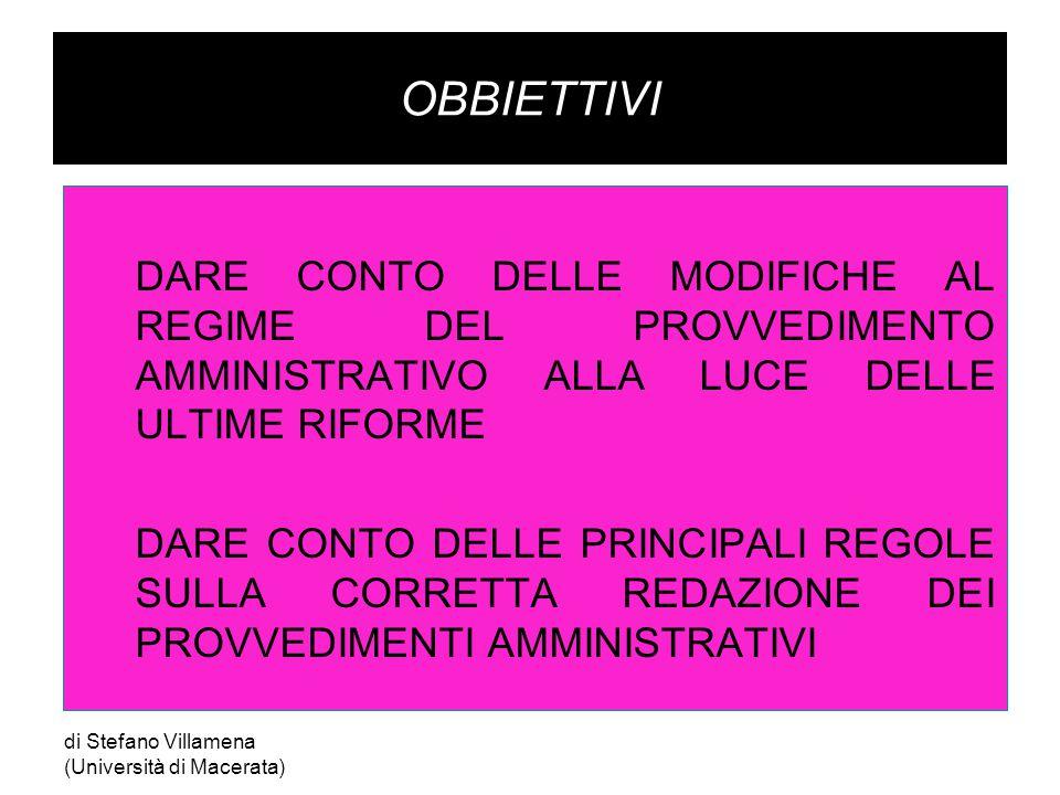 di Stefano Villamena (Università di Macerata) Parere facoltativo ( TAR Toscana, sez.