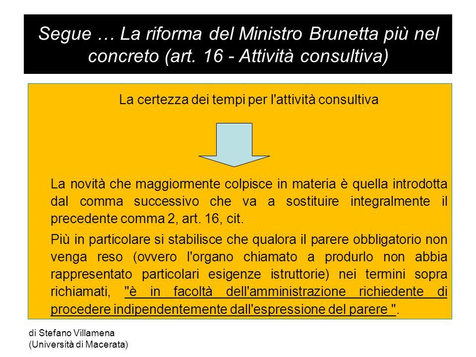 Segue … parere obbligatorio T.A.R.CAMPANIA - NAPOLI Sentenza 13 ottobre 2009 n.