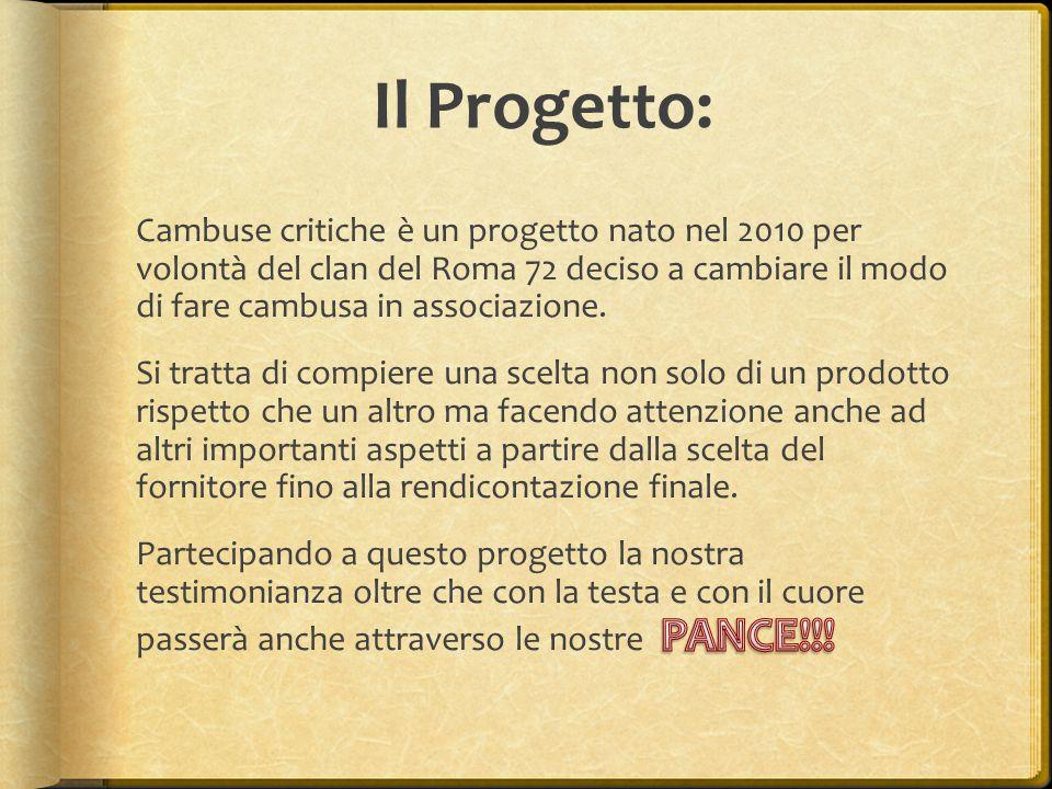 Il Progetto: