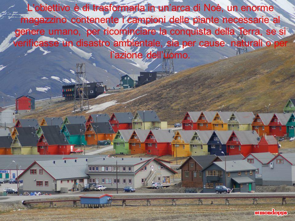 Per affrontare tutti questi pericoli, ai quali bisognerebbe aggiungere anche la minaccia, sempre più grande, del cambiamento climatico o dell'ecatombe mondiale che potrebbe provocare una guerra nucleare, la Norvegia ha costruito la Cassaforte.