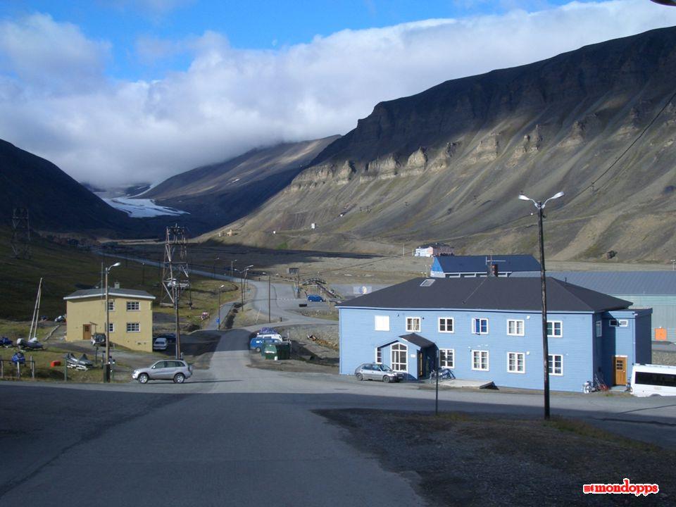 . L'arca di Noè dei semi è stata costruita a Longyearbyen, un piccolo villaggio minerario nell'isola di Spitsbergen, che fa parte dell'arcipelago norv