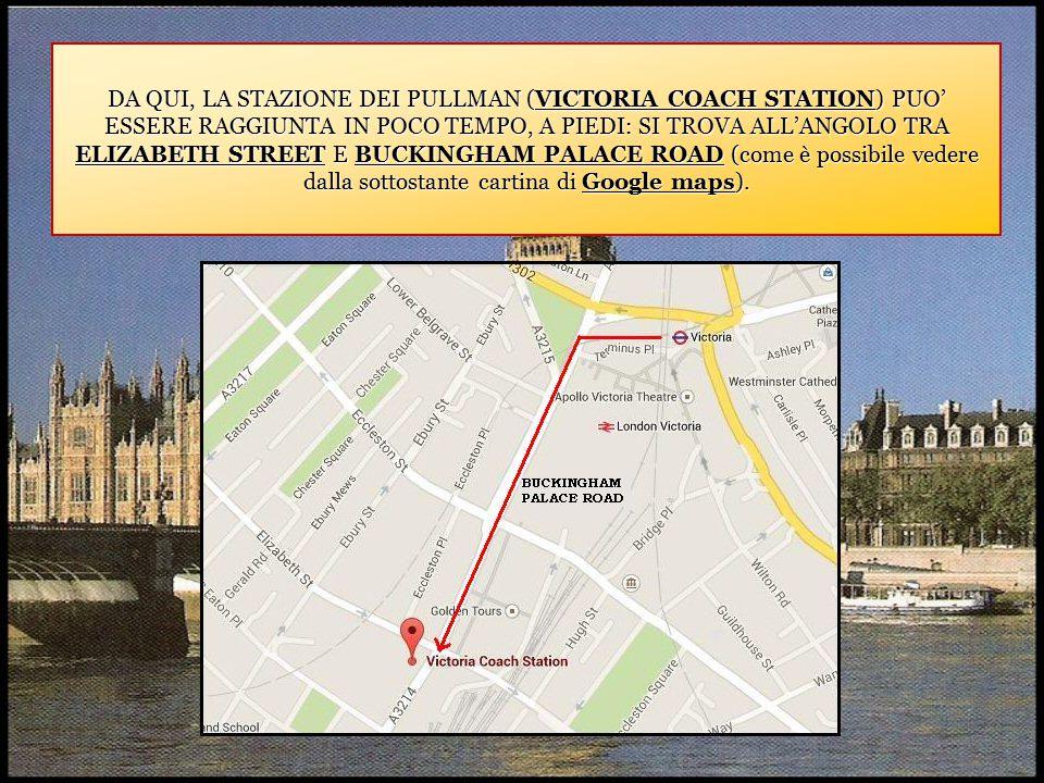 3) COSA VEDERE A LONDRA.