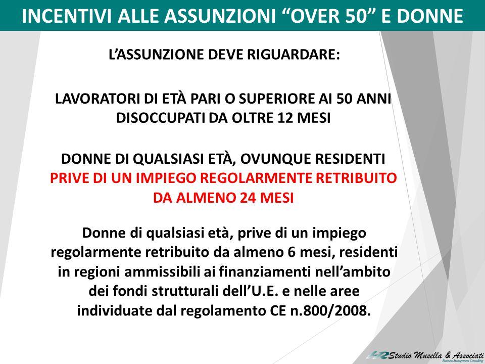 L. 190/2014, art. 1, co. 20 A decorrere dal 01/01/2015 i costi del lavoro del personale assunto a tempo indeterminato sono totalmente deducibili ai fi