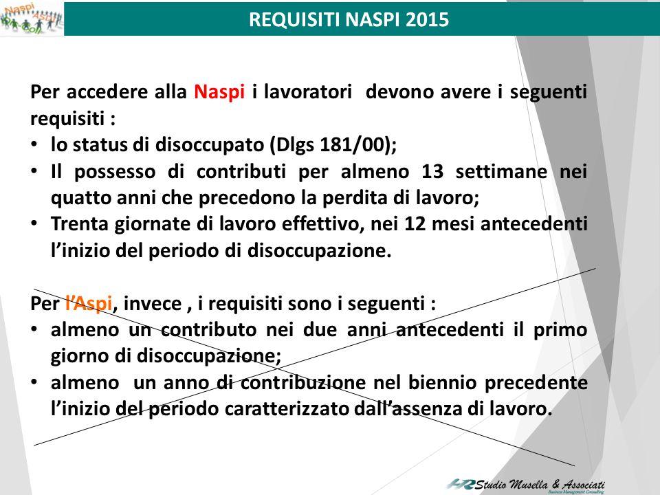 Naspi Asdi e DIS-Coll rappresentano i nuovi sussidi di disoccupazione entrati in vigore con il D.Lgs n.22 del 2015. Dal 1° maggio 2015 diventerà opera
