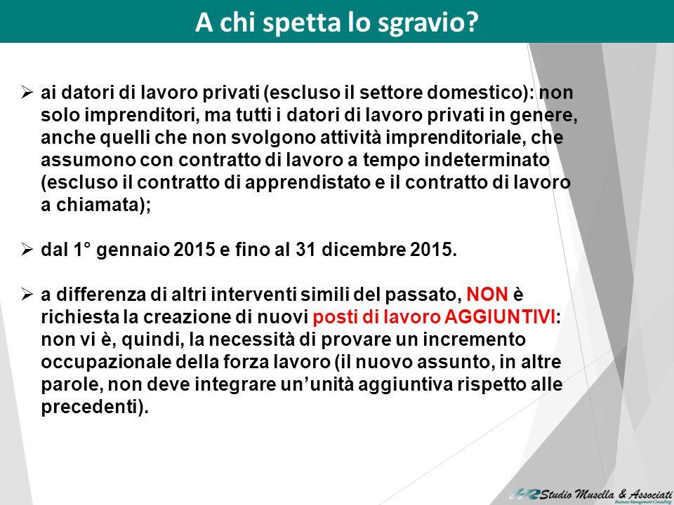Le assunzioni agevolate della Legge di Stabilità 2015 La legge 23 dicembre 2014, n. 190 (Legge di Stabilità 2015), all'art. 1, comma 118 e ss., introd