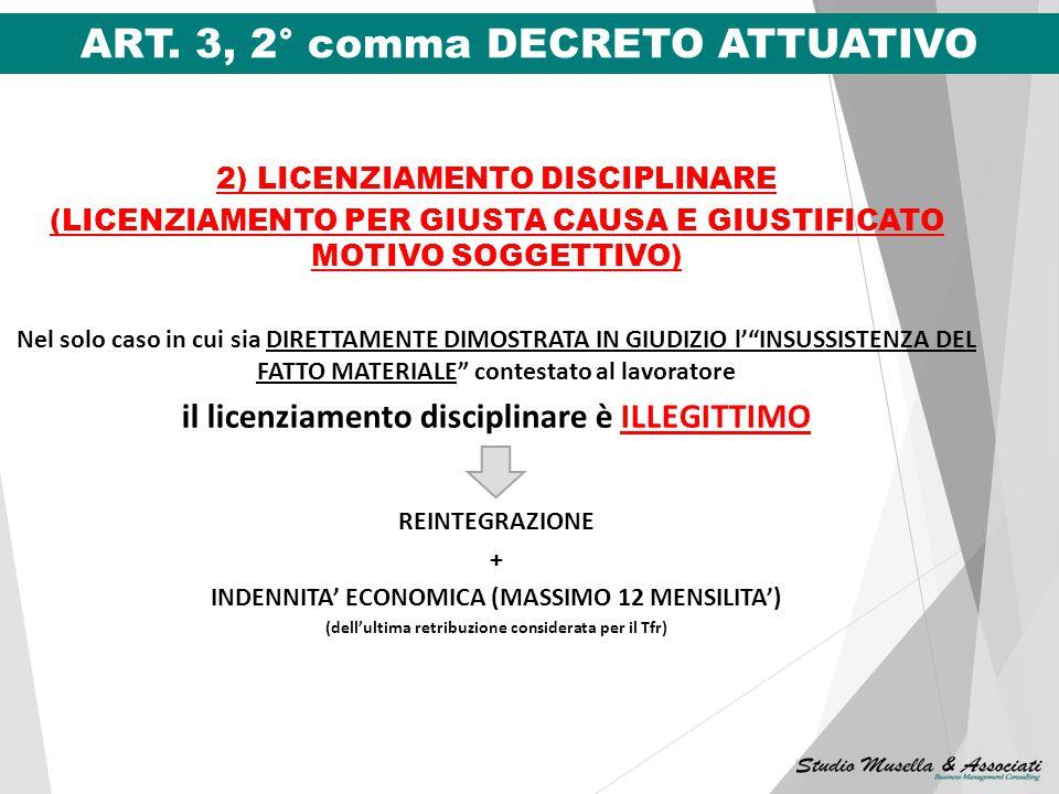 Riforma FORNERO (L.92/12) = Riforma RENZI (Decreto Attuativo) E LICENZIAMENTI DISCRIMINATORI, NULLI, IN FORMA ORALE ASSUNTI PRE DECRETO ATTUAT. ASSUNT