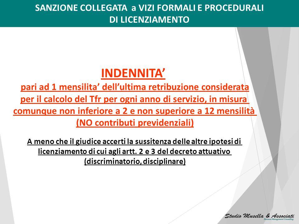 """4) VIZI FORMALI E PROCEDURALI - VIOLAZIONE DEL REQUISITO DI MOTIVAZIONE DEL LICENZIAMENTO ex art. 2, comma 2 Legge 604/66 (""""Il prestatore di lavoro pu"""