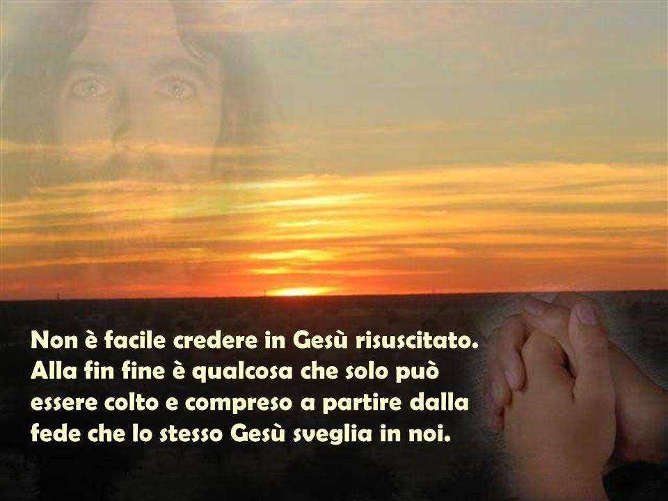3 Pasqua (B) Luca 24, 35-47 3 Pasqua (B) Luca 24, 35-47 José Antonio Pagola Música:Guridi