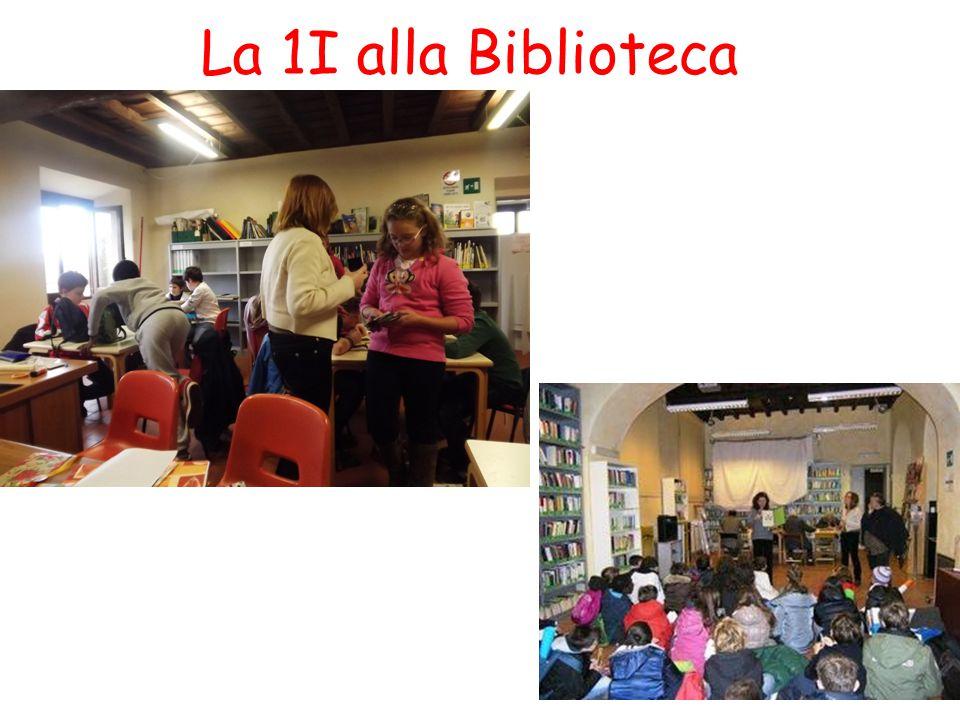 La 1I alla Biblioteca