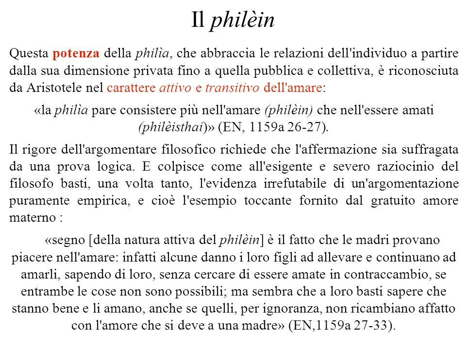 La sophìa Fu Aristotele (IV sec.a.