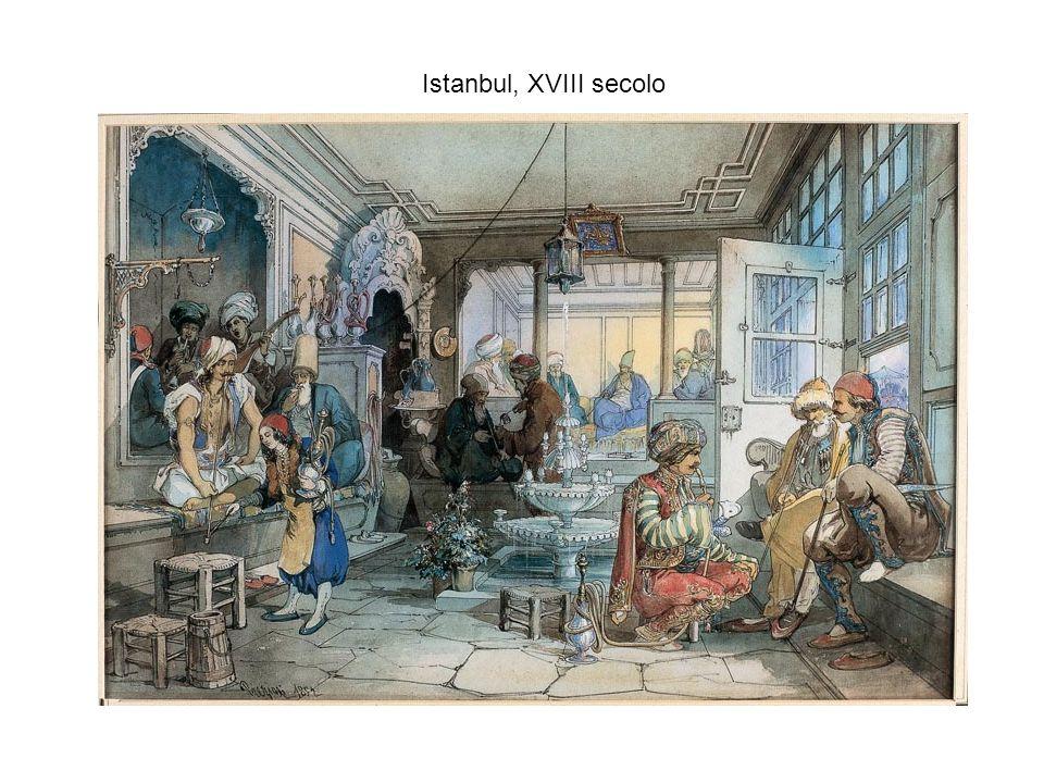 Istanbul, XVIII secolo