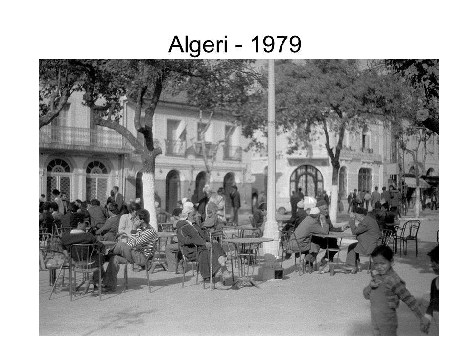 Algeri - 1979