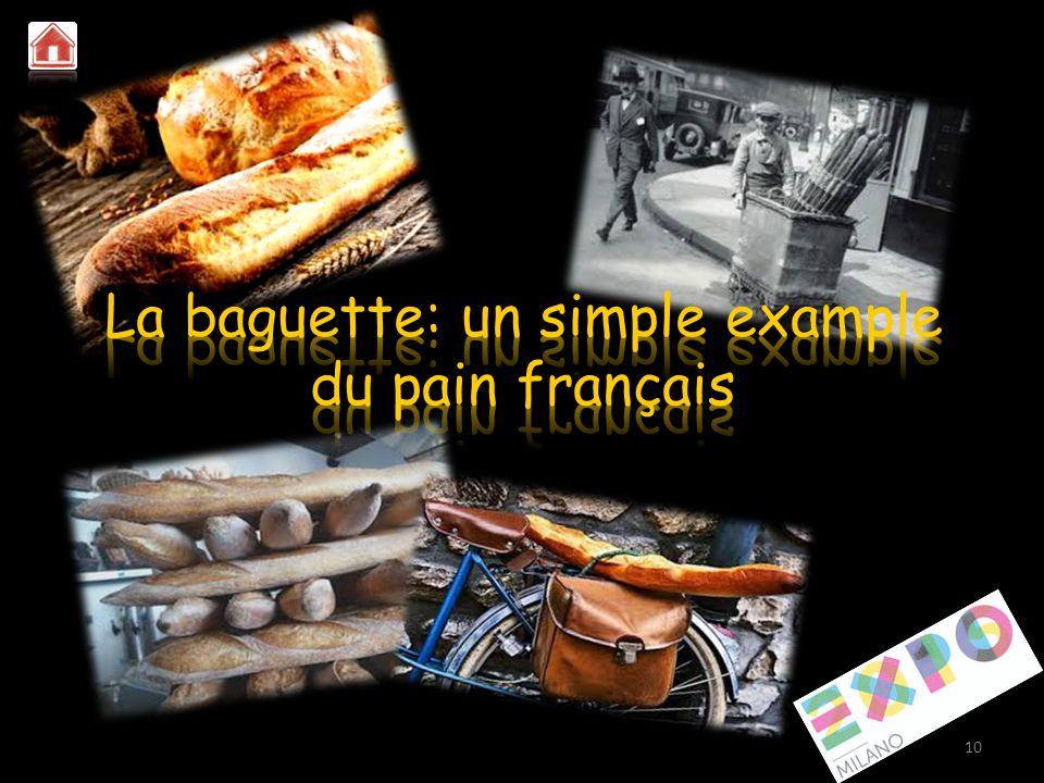 9 Pane Michetta E' forse il pane più famoso e diffuso nella regione Lombardia.