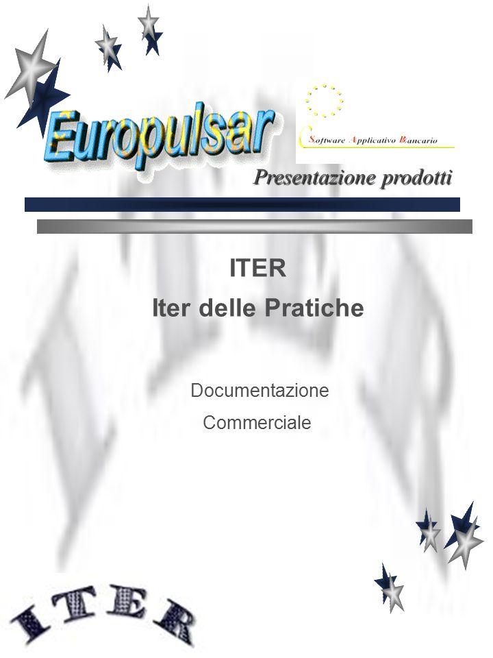 ITER Iter delle Pratiche Documentazione Commerciale Presentazione prodotti