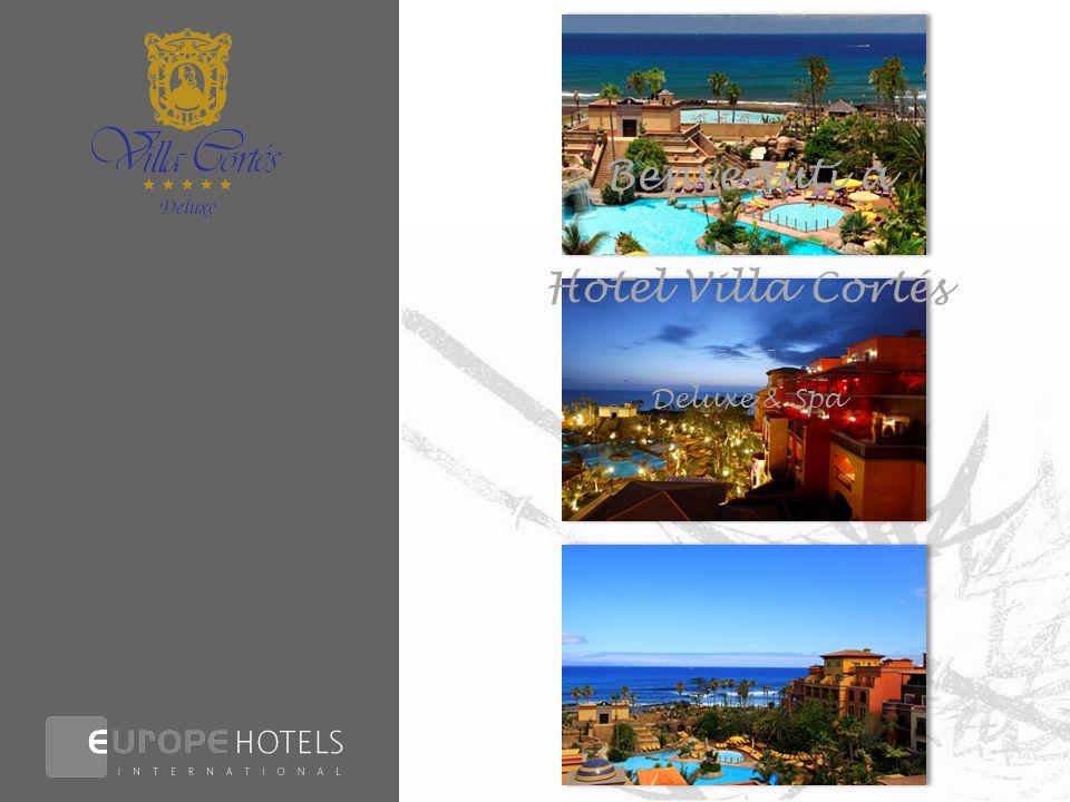 Benvenuti a Hotel Villa Cortés ★★★★★ Deluxe & Spa