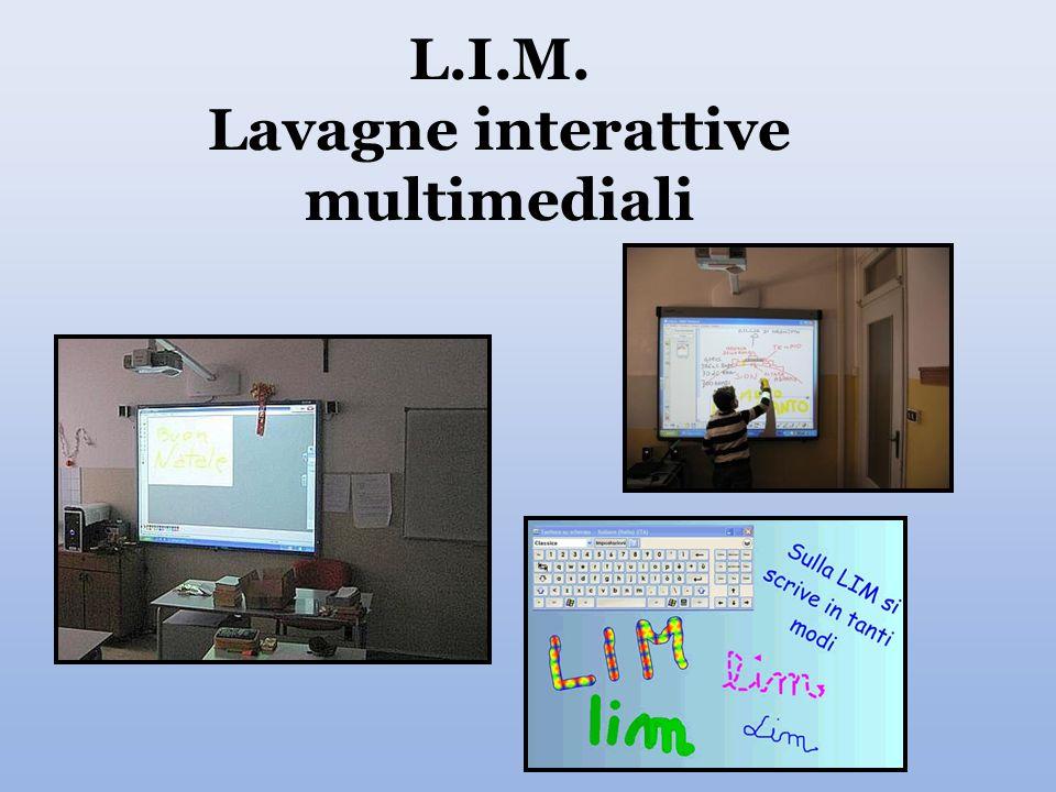L.I.M. Lavagne interattive multimediali