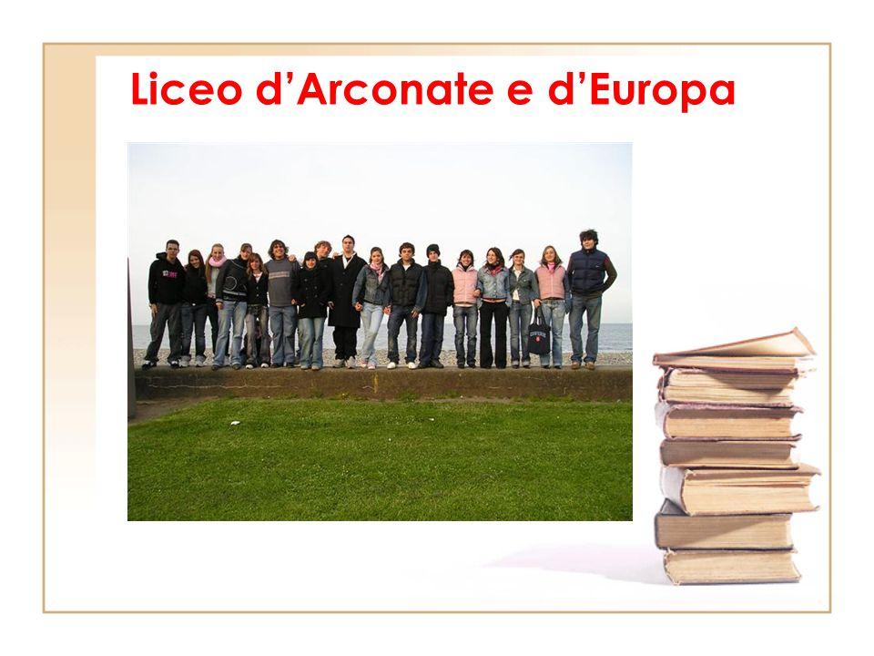 Liceo d'Arconate e d'Europa