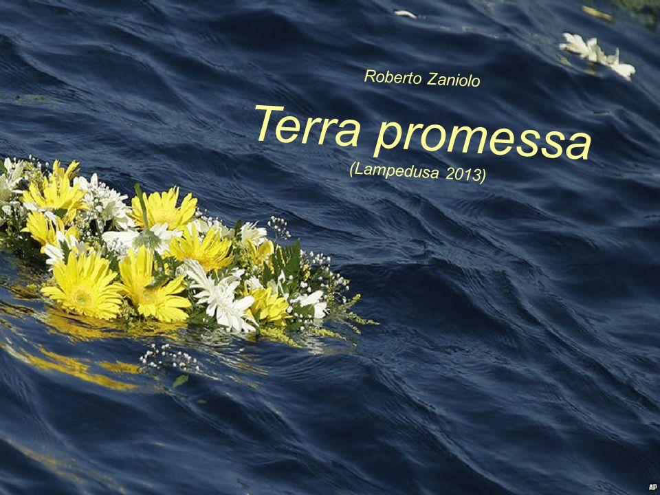 Terra promessa (Lampedusa 2013) Roberto Zaniolo