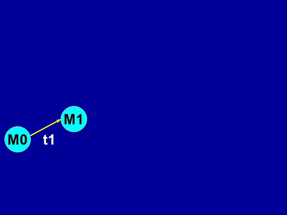 t1 M1 M0
