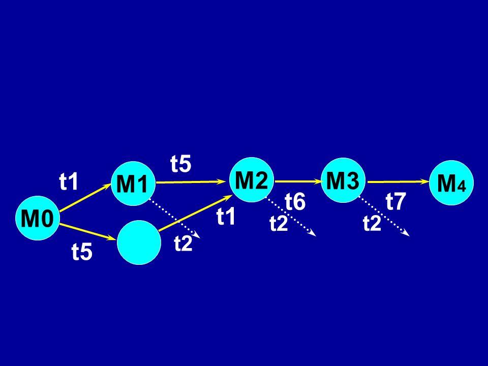 M2 t5 t1 t5 t1 M3 t6 M1 M0 M4M4 t7 t2