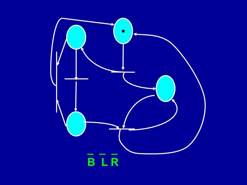  _ _ _ B L R