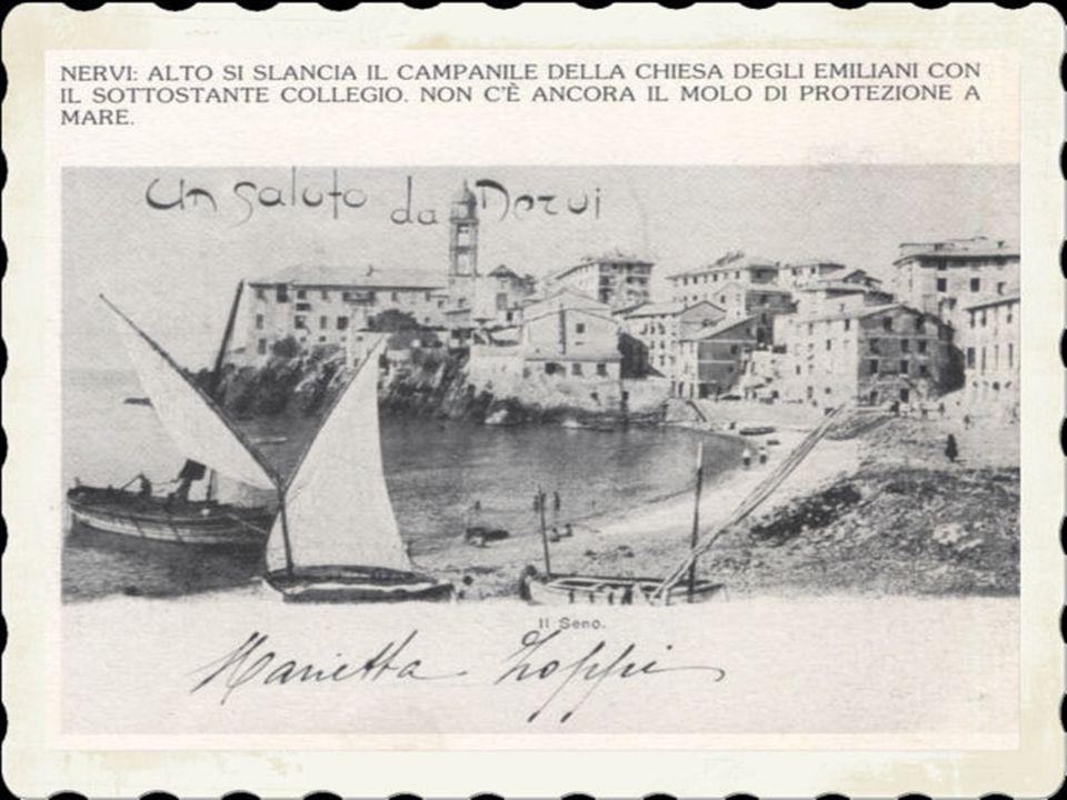 5)Già esisteva nel secolo XIV ed allora veniva indicato come la «Torre del Fieno», perchè, a volte, per le segnalazioni a Genova, venivano bruciate determinate quantità di fieno.