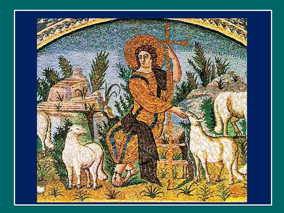 et cognósco oves meas, et cognóscunt me meae, allelúia. conosco le mie pecore ed esse conoscono me, allelúia.