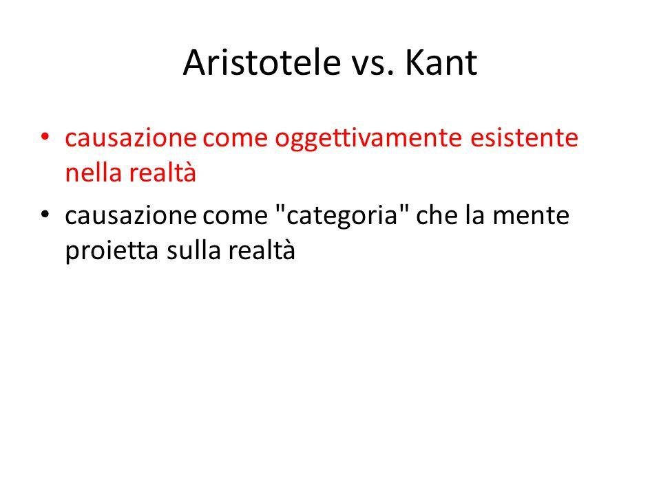 Aristotele vs.
