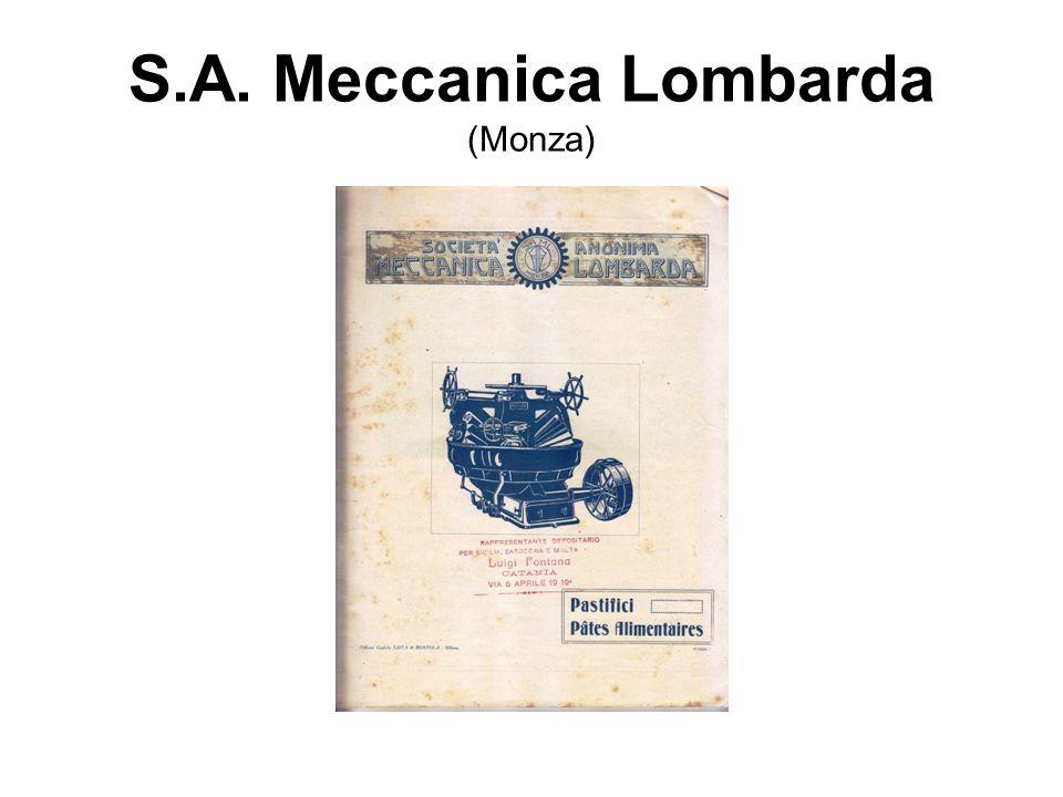 S.A. Meccanica Lombarda (Monza)